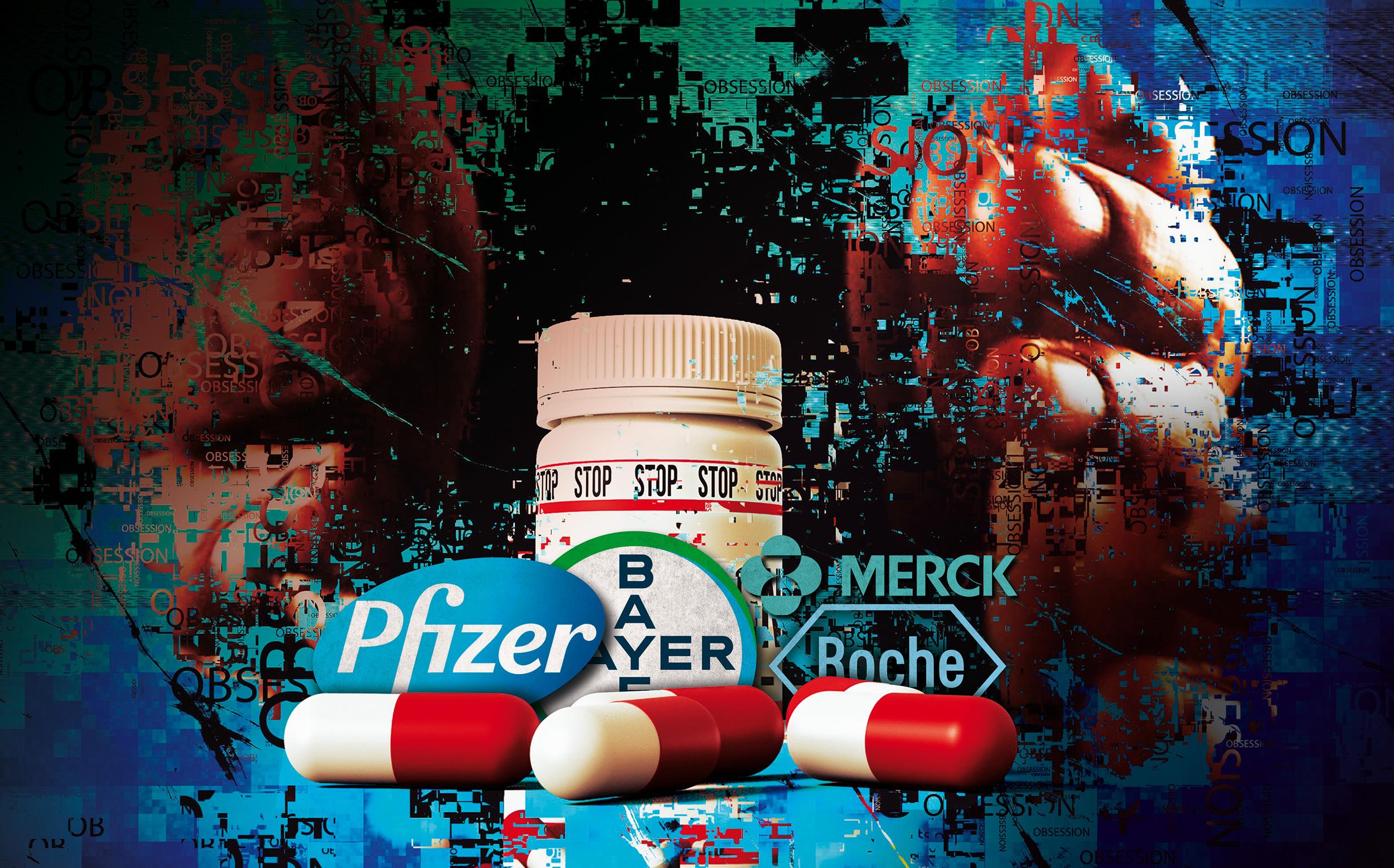 Medikamentenabhängigkeit - Die legale Sucht