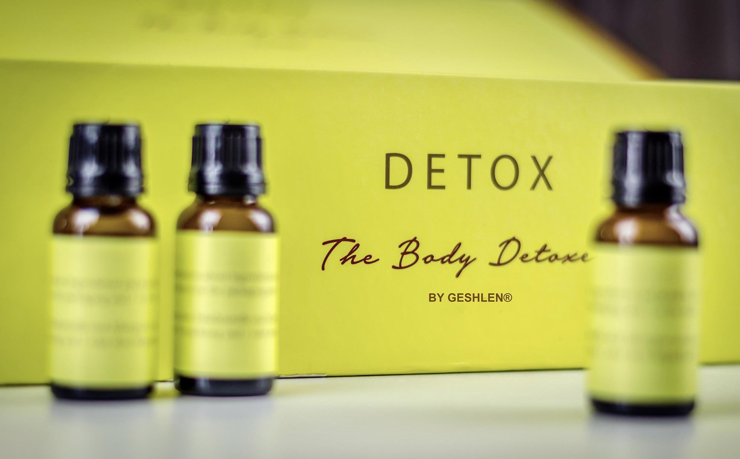 The Body Detoxer - (m)ein persönlicher Selbstversuch