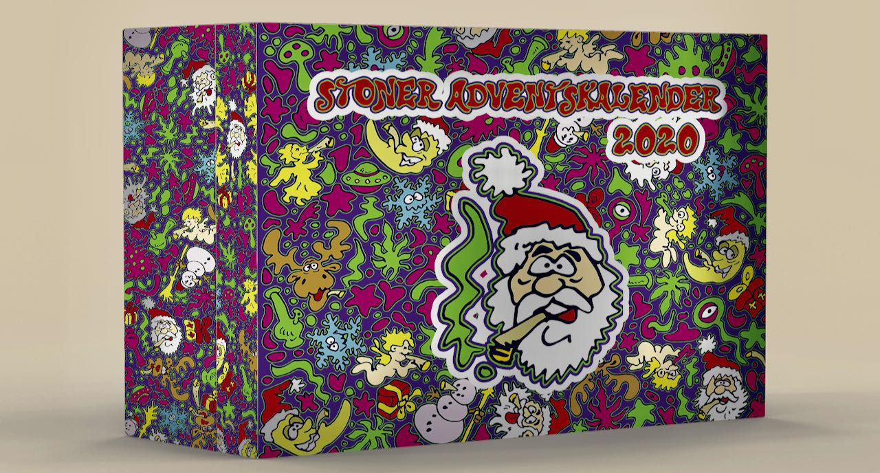 Adventskalender für Stoner