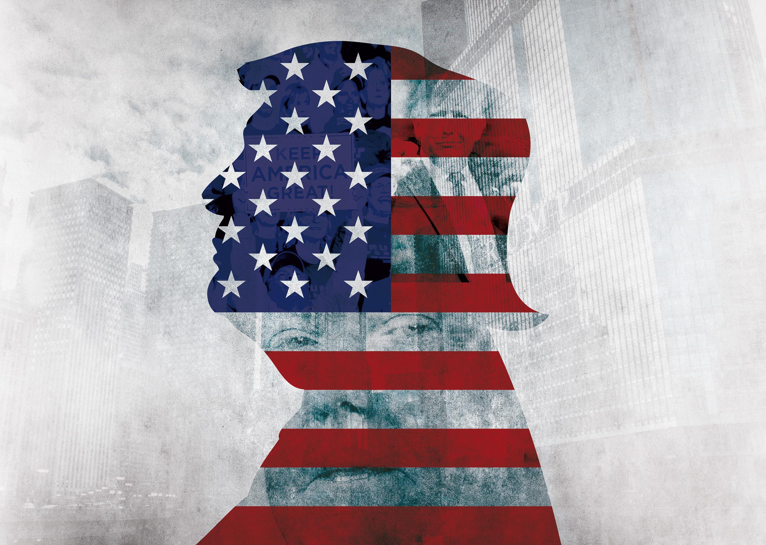 Die Ansichten der Anderen - Warum haben so viele US-Amerikaner Donald Trump gewählt?